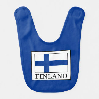 Finland Baby Slabbetje