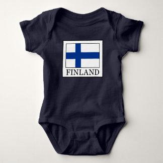 Finland Romper