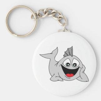Finley de Vriendschappelijke Vissen Sleutelhanger