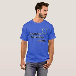 Finse Älä syytä EU-Ssa van minuaAänestin pysymistä T Shirt