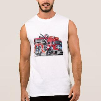 firetruck doorsmelting t shirt