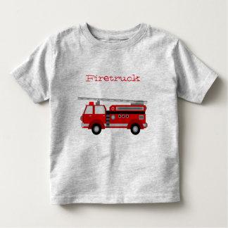Firetruck voor Peuters Kinder Shirts
