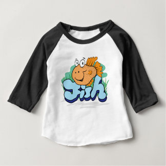 Fish Baby T Shirts