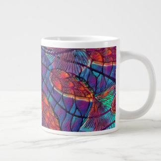 Fishtail Grote Koffiekop