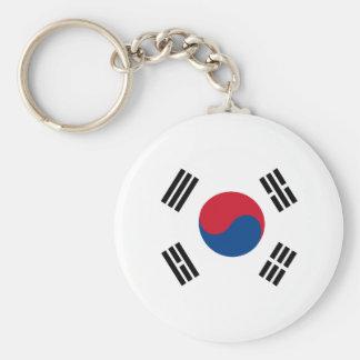 flag_korea sleutelhanger
