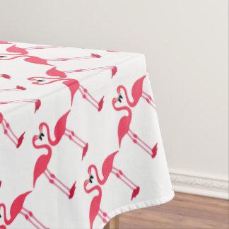 flamingo-vogel-liefde tafelkleed