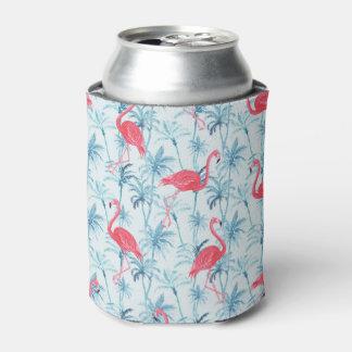 Flamingo's in Paradijs Blikjeskoeler
