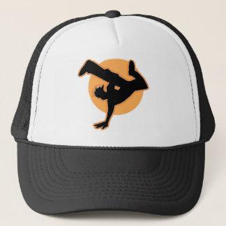Flava van Breakdance Trucker Pet