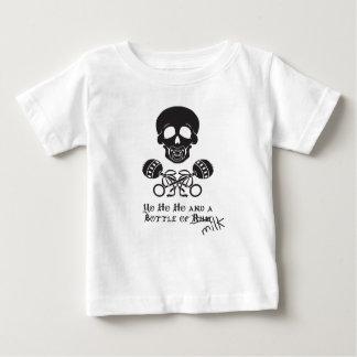 Fles van de T-shirt van het Kind van de Melk