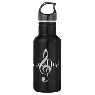 Fles van het Water van het duet (de Drievoudige)