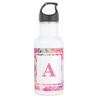 Fles van het Water van het Monogram van de
