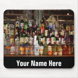 Flessen Alcoholische drank Muismat