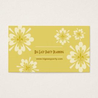 Fleur DE Lis Flower Visitekaartjes