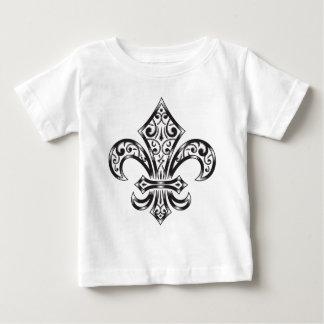 Fleur DE Lis Infant de T-shirt van de Peuter van