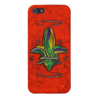 Fleur DE Lis iPhone 5 Covers