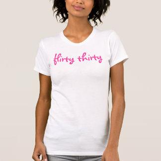 Flirty Dertig Overhemd T Shirts