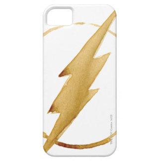 Flits | het Gele Embleem van de Borst Barely There iPhone 5 Hoesje
