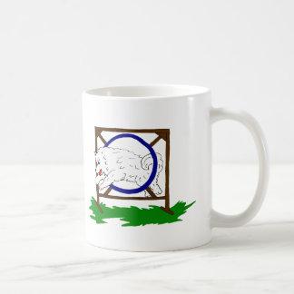 Flits Samoyed Koffiemok
