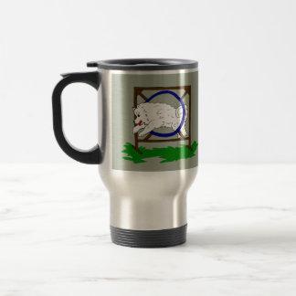 Flits Samoyed Reisbeker
