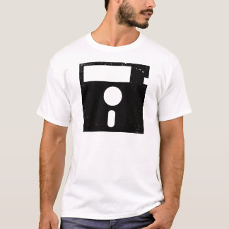 Floppy disk t shirt