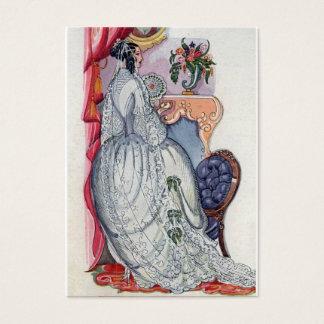Flora, een Victoriaans Bruid