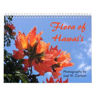 Flora van Hawai'i Kalender