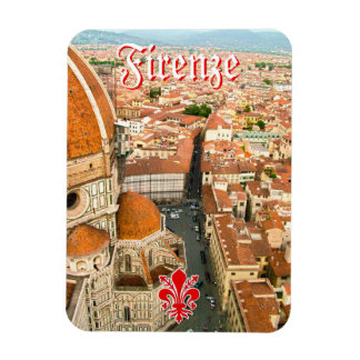 Florence, Italië - IL Duomo Di Firenze Magneet