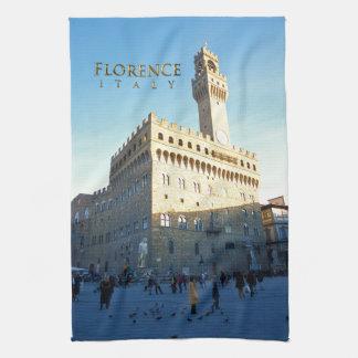 Florence - Piazza della Signoria Theedoek