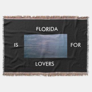 FLORIDA IS VOOR MINNAARS DEKEN