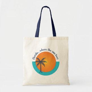 Florida… Waar de Zon leeft Draagtas