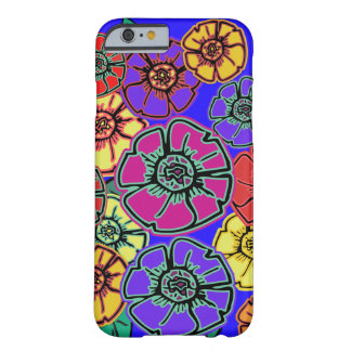 Flower power #15 barely there iPhone 6 hoesje