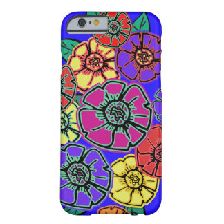 Flower power #16 barely there iPhone 6 hoesje
