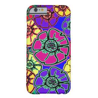 Flower power #18 barely there iPhone 6 hoesje
