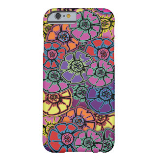 Flower power #20 barely there iPhone 6 hoesje