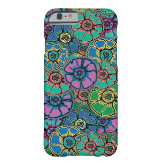 Flower power #21 barely there iPhone 6 hoesje