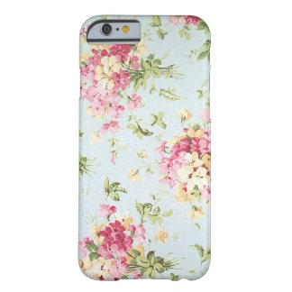 Flower power! barely there iPhone 6 hoesje