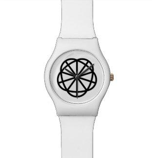 'FlowerFace X Horloge