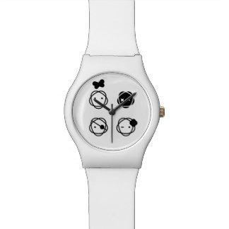 'FlowerFaces Horloges