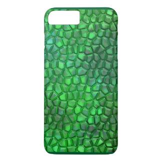 Fluorescent ReptielHoesje voor iPhone 7 plus iPhone 8/7 Plus Hoesje