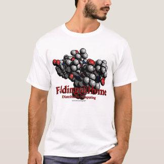 Folding@Home de t-shirt van het Team