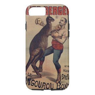 Folies-Bergère de Bokser van de Kangoeroe iPhone 8/7 Hoesje