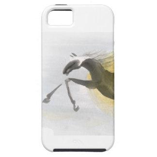 Fonkeling - jaar van paard tough iPhone 5 hoesje