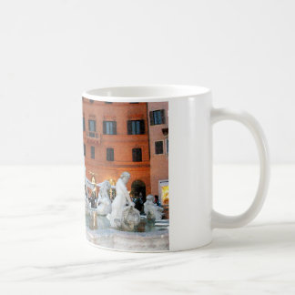 Fontein van Neptunus Koffiemok