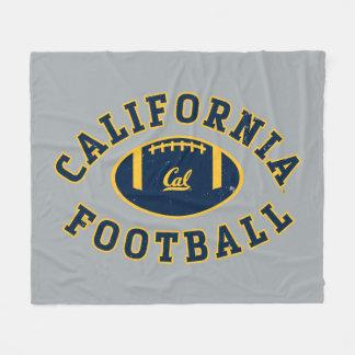 Football | Cal Berkeley 5 van Californië Fleece Deken