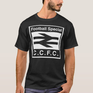Football Speciale CCFC T Shirt
