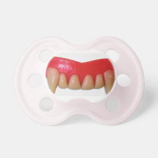 fopspeen, tand, vampier fopspeentje