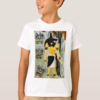 forheatanubis.jpg Anubis Egypte uilen T Shirt