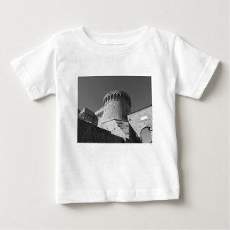 Fortezza Medicea van Volterra. Toscanië, Italië Baby T Shirts