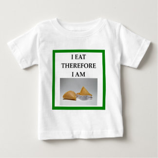 fortuin koekje baby t shirts