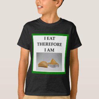fortuin koekje t shirt